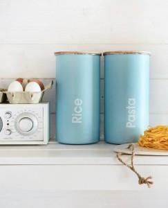 16730 - Kitchen pasta/riisi säilytysastiat  59,90€